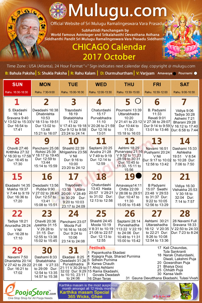 June Telugu Calendar : Chicago telugu calendar october mulugu calendars