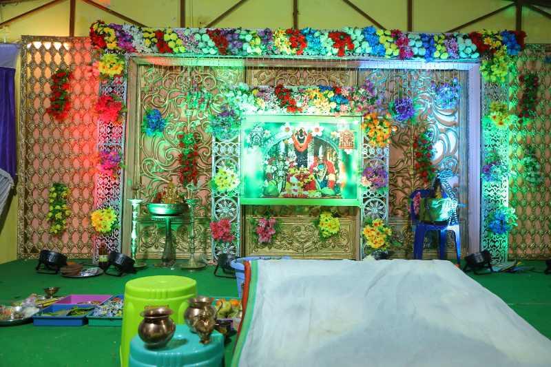 Maha Shivaratri Special Sahasra Lingarchana Sahitha Maha Pashupatha Homam March 11th 2021@ Mulugu Siddanthi Ashramam in Srisailam (1)