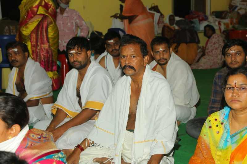 Maha Shivaratri Special Sahasra Lingarchana Sahitha Maha Pashupatha Homam March 11th 2021@ Mulugu Siddanthi Ashramam in Srisailam (10)