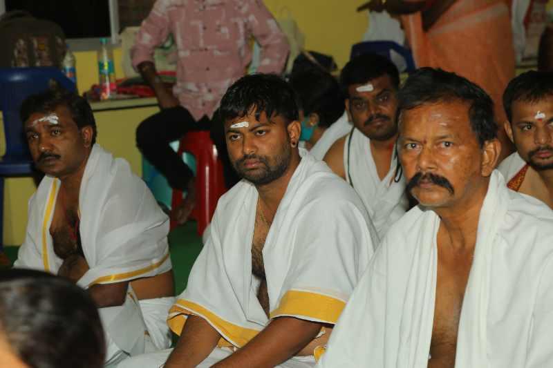 Maha Shivaratri Special Sahasra Lingarchana Sahitha Maha Pashupatha Homam March 11th 2021@ Mulugu Siddanthi Ashramam in Srisailam (11)