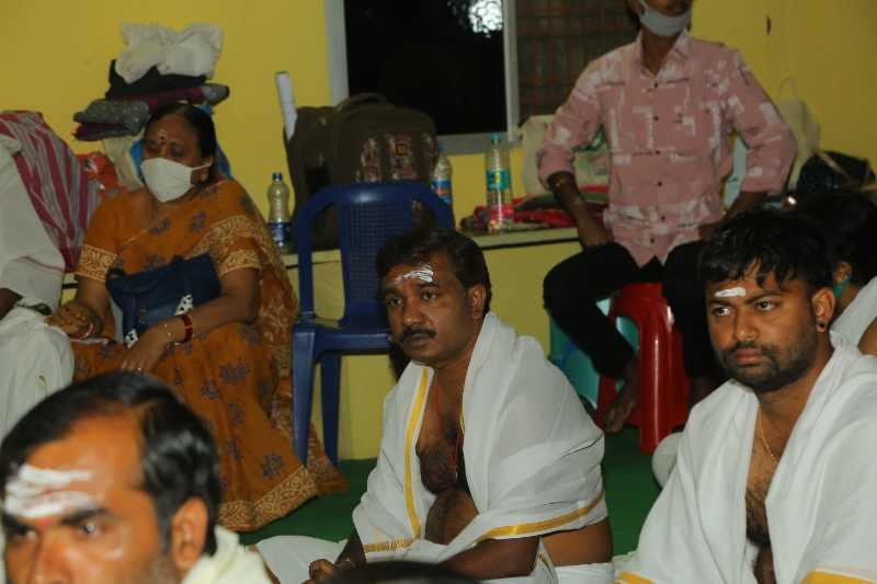 Maha Shivaratri Special Sahasra Lingarchana Sahitha Maha Pashupatha Homam March 11th 2021@ Mulugu Siddanthi Ashramam in Srisailam (12)