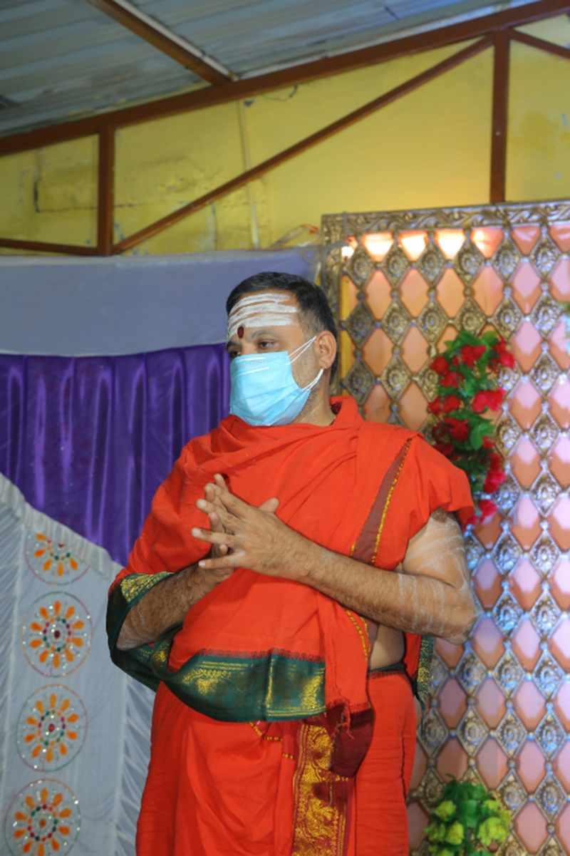 Maha Shivaratri Special Sahasra Lingarchana Sahitha Maha Pashupatha Homam March 11th 2021@ Mulugu Siddanthi Ashramam in Srisailam (19)
