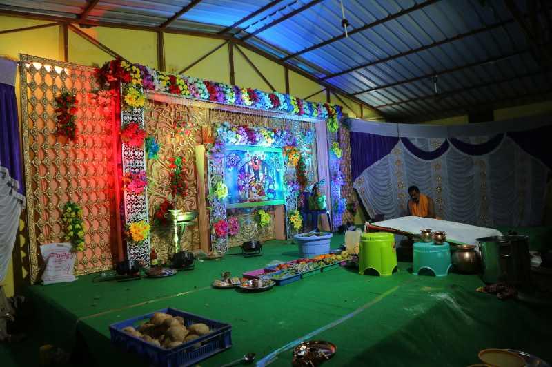 Maha Shivaratri Special Sahasra Lingarchana Sahitha Maha Pashupatha Homam March 11th 2021@ Mulugu Siddanthi Ashramam in Srisailam (2)