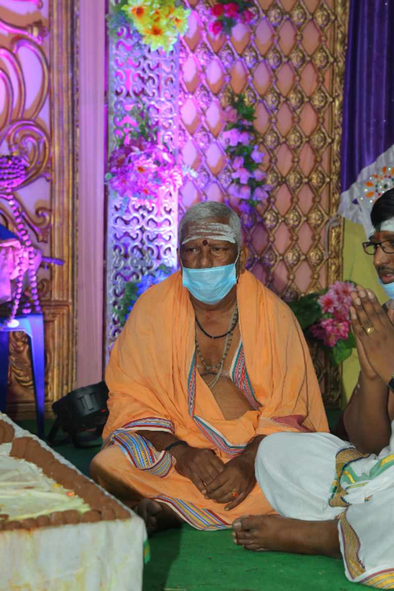 Maha Shivaratri Special Sahasra Lingarchana Sahitha Maha Pashupatha Homam March 11th 2021@ Mulugu Siddanthi Ashramam in Srisailam (22)