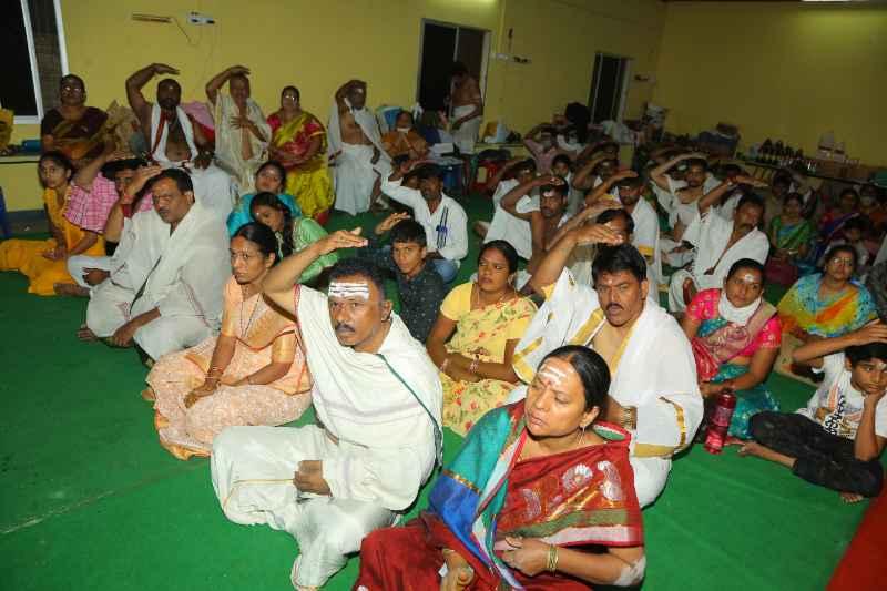 Maha Shivaratri Special Sahasra Lingarchana Sahitha Maha Pashupatha Homam March 11th 2021@ Mulugu Siddanthi Ashramam in Srisailam (32)