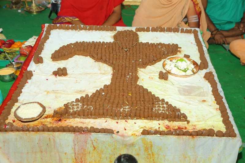 Maha Shivaratri Special Sahasra Lingarchana Sahitha Maha Pashupatha Homam March 11th 2021@ Mulugu Siddanthi Ashramam in Srisailam (37)