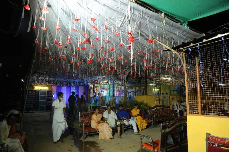 Maha Shivaratri Special Sahasra Lingarchana Sahitha Maha Pashupatha Homam March 11th 2021@ Mulugu Siddanthi Ashramam in Srisailam (4)