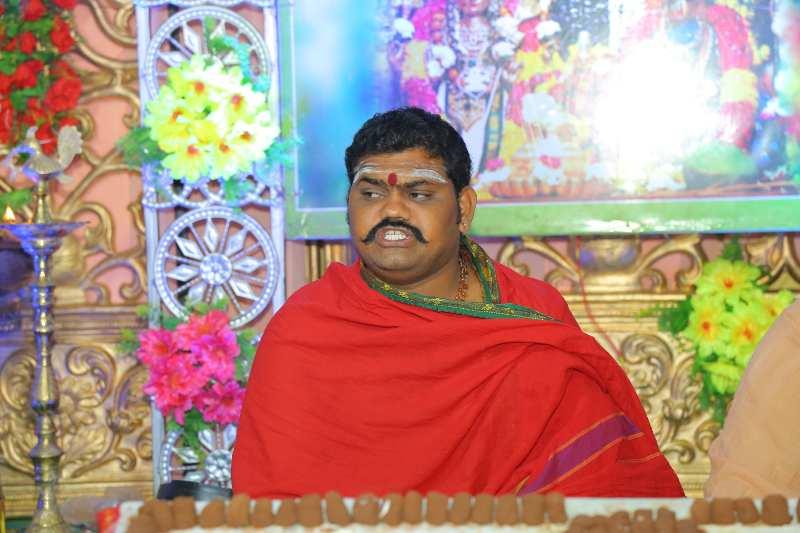 Maha Shivaratri Special Sahasra Lingarchana Sahitha Maha Pashupatha Homam March 11th 2021@ Mulugu Siddanthi Ashramam in Srisailam (40)
