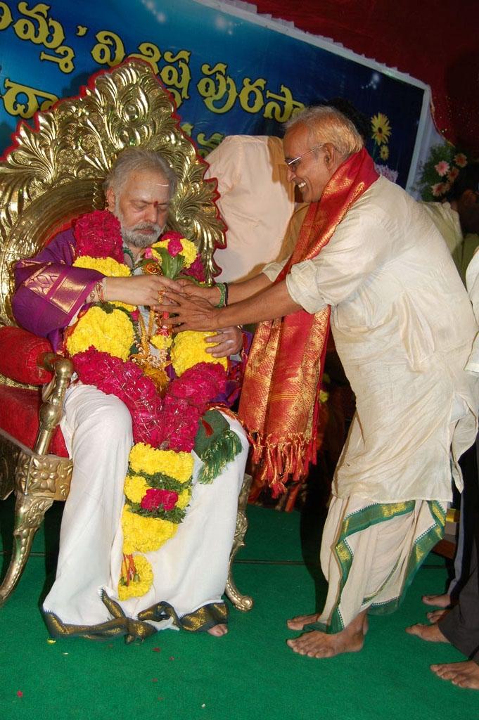 Mulugu Guruji Honored Amma Charitable trust (38)