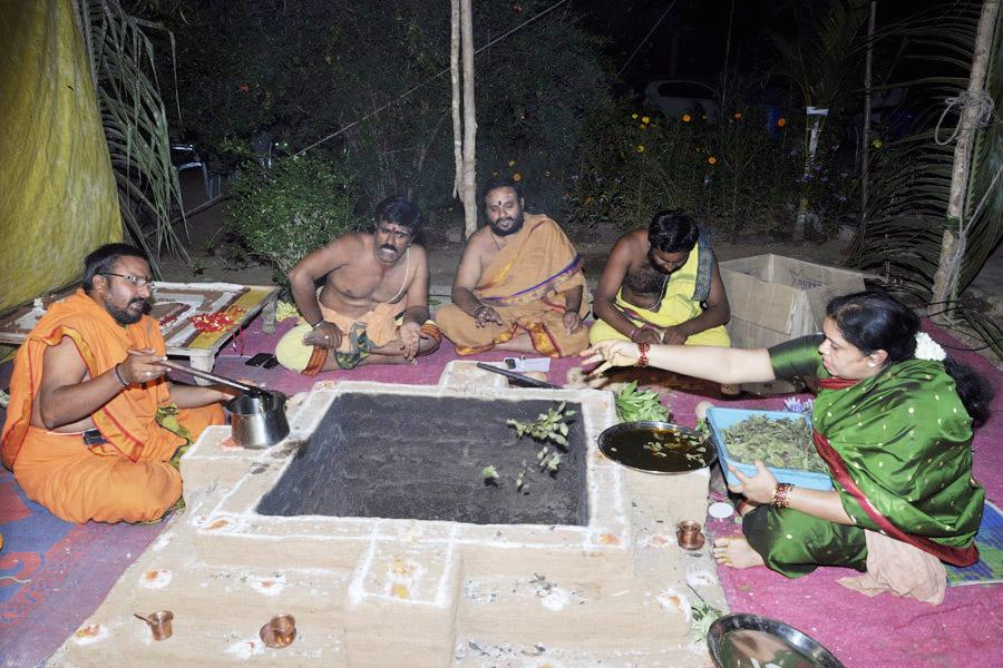 Maha Shivratri Special Maha Pasupatha Homam 2013 (13)