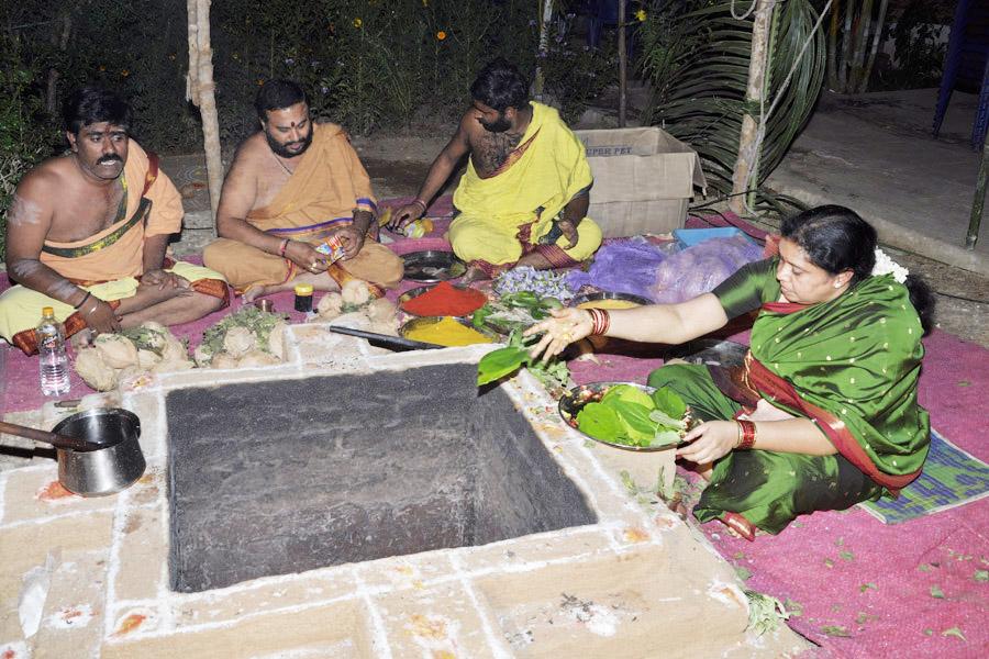 Maha Shivratri Special Maha Pasupatha Homam 2013 (19)