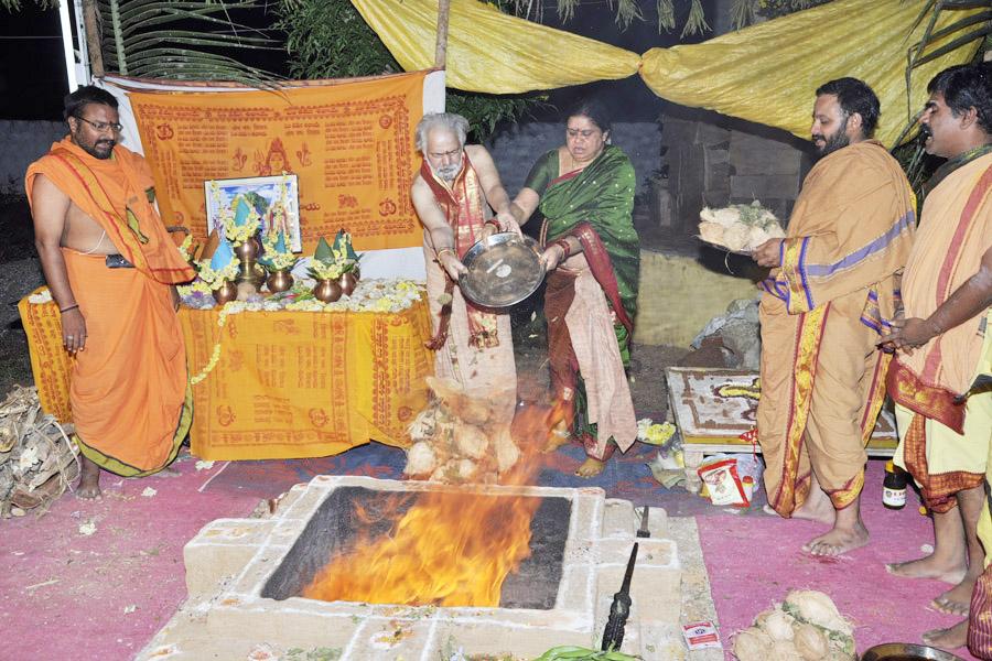 Maha Shivratri Special Maha Pasupatha Homam 2013 (24)
