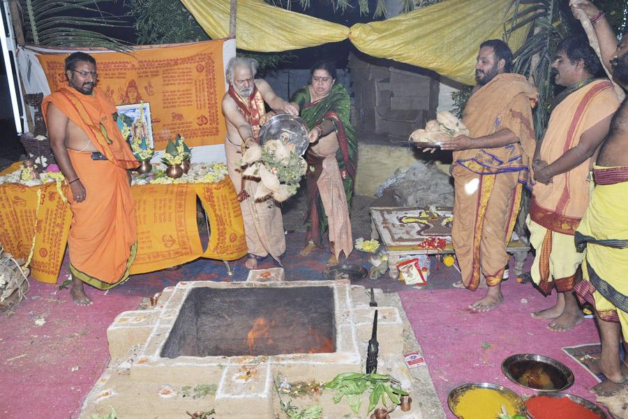 Maha Shivratri Special Maha Pasupatha Homam 2013 (25)