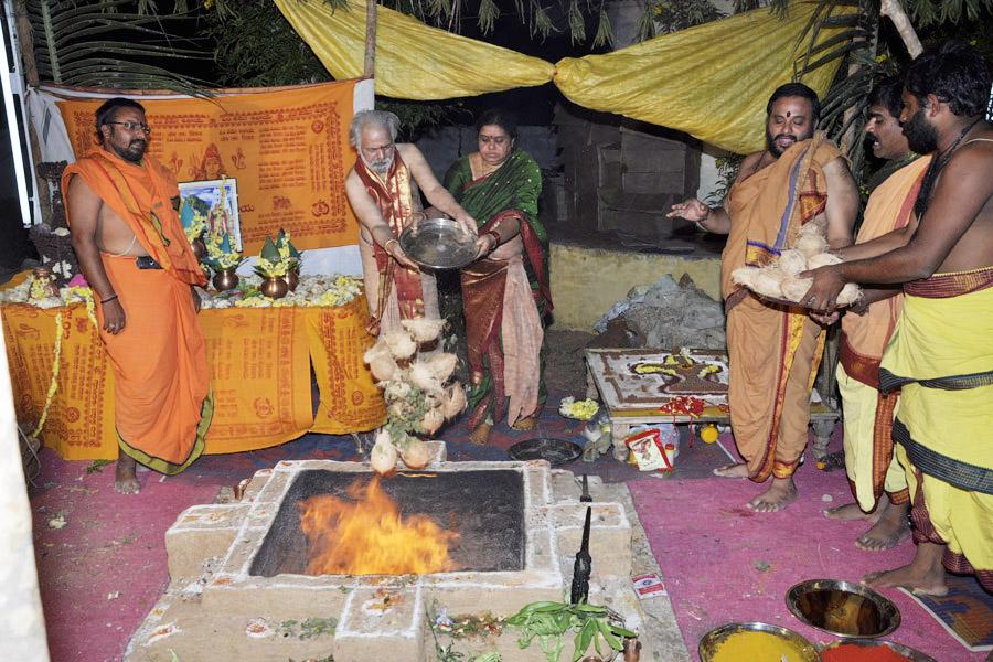 Maha Shivratri Special Maha Pasupatha Homam 2013 (26)