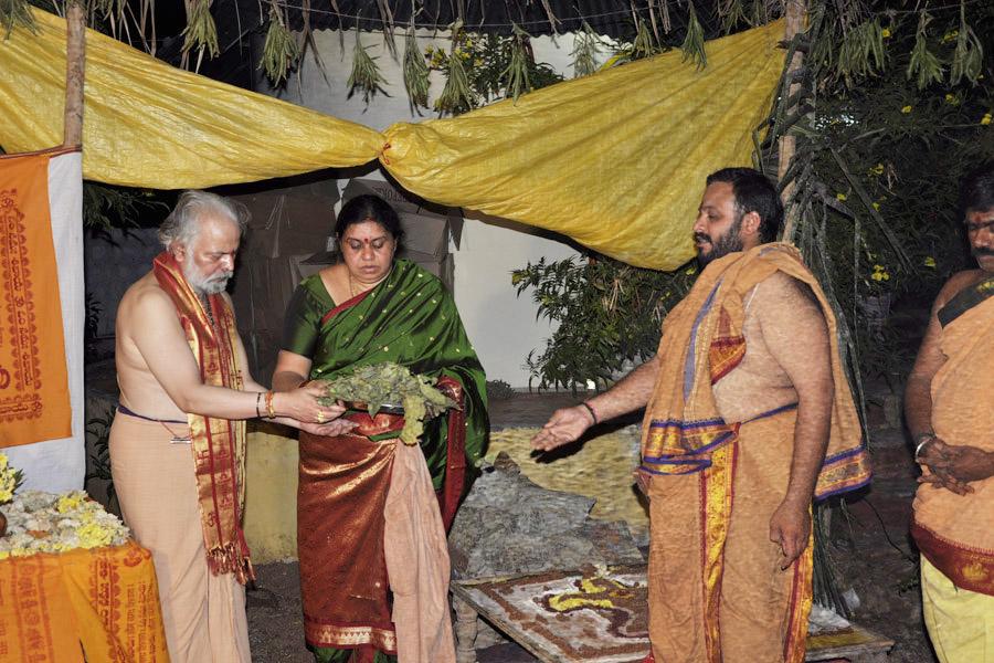 Maha Shivratri Special Maha Pasupatha Homam 2013 (28)