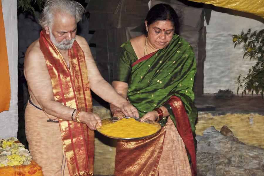 Maha Shivratri Special Maha Pasupatha Homam 2013 (29)
