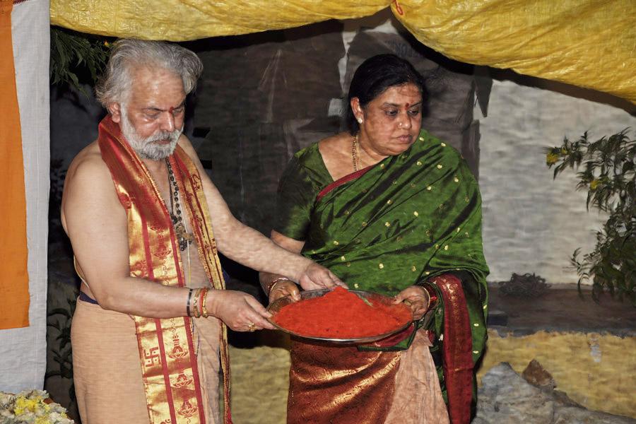 Maha Shivratri Special Maha Pasupatha Homam 2013 (31)