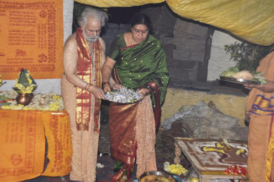 Maha Shivratri Special Maha Pasupatha Homam 2013 (32)