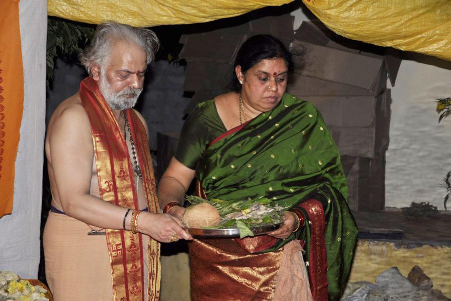 Maha Shivratri Special Maha Pasupatha Homam 2013 (33)