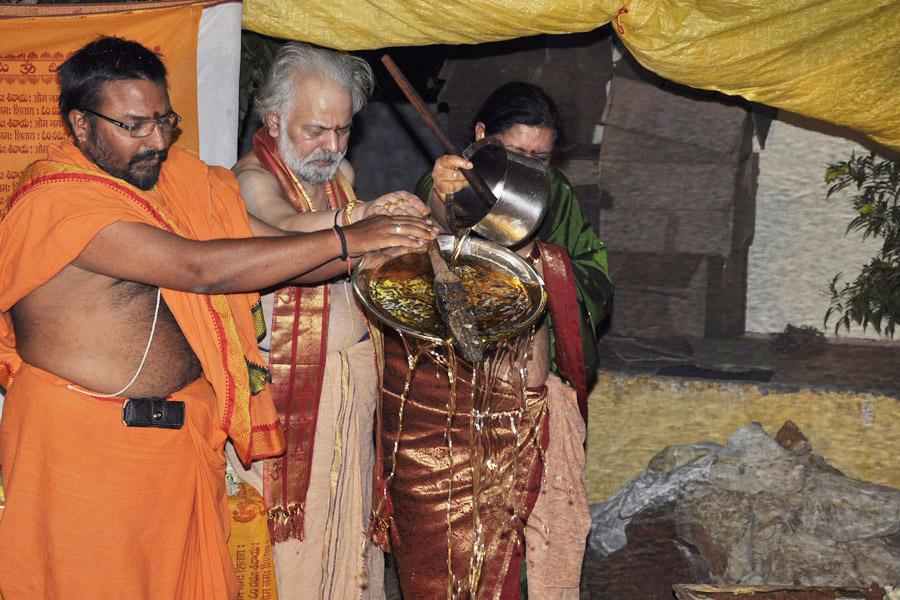Maha Shivratri Special Maha Pasupatha Homam 2013 (36)