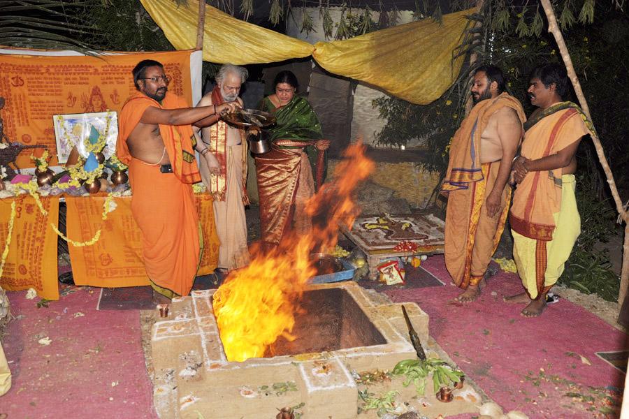 Maha Shivratri Special Maha Pasupatha Homam 2013 (37)