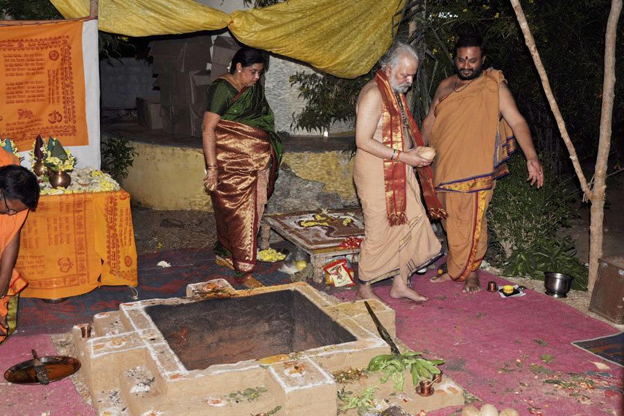 Maha Shivratri Special Maha Pasupatha Homam 2013 (38)
