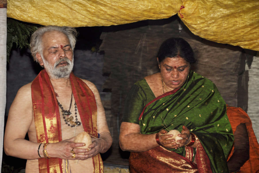 Maha Shivratri Special Maha Pasupatha Homam 2013 (39)