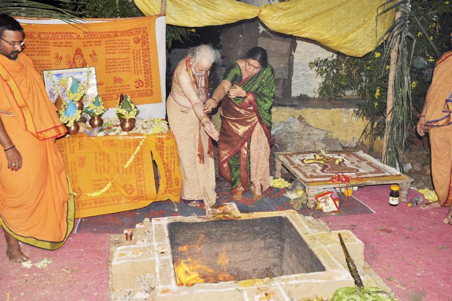 Maha Shivratri Special Maha Pasupatha Homam 2013 (41)