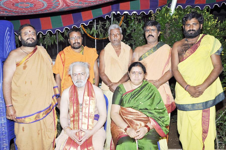 Maha Shivratri Special Maha Pasupatha Homam 2013 (42)