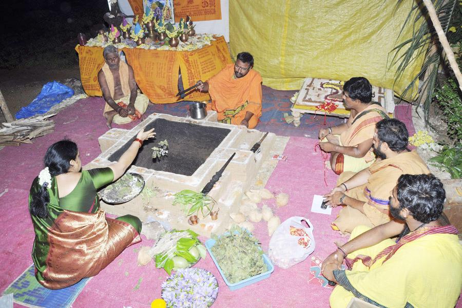 Maha Shivratri Special Maha Pasupatha Homam 2013 (5)