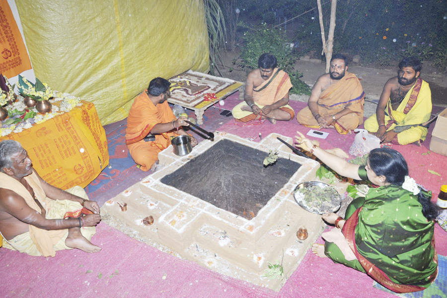 Maha Shivratri Special Maha Pasupatha Homam 2013 (6)