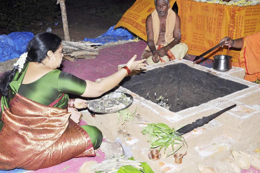 Maha Shivratri Special Maha Pasupatha Homam 2013 (8)