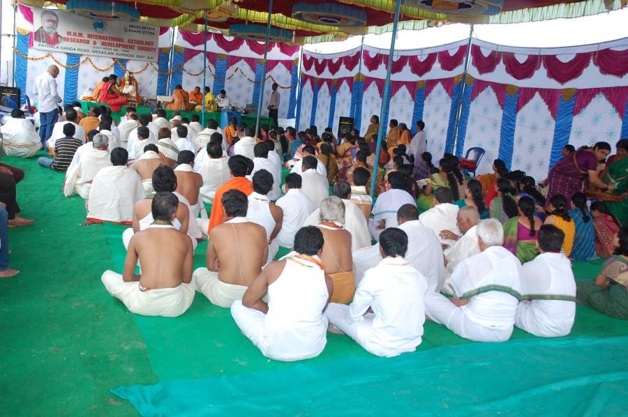Maha Shivratri Special Maha Pasupatha Homam 2014 (1)
