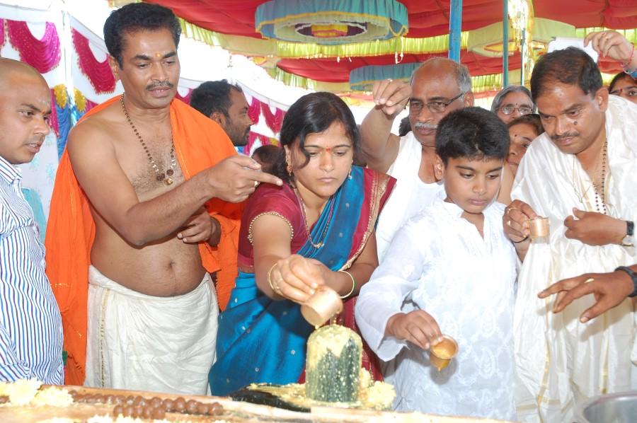 Maha Shivratri Special Maha Pasupatha Homam 2014 (104)