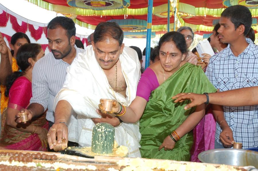 Maha Shivratri Special Maha Pasupatha Homam 2014 (106)