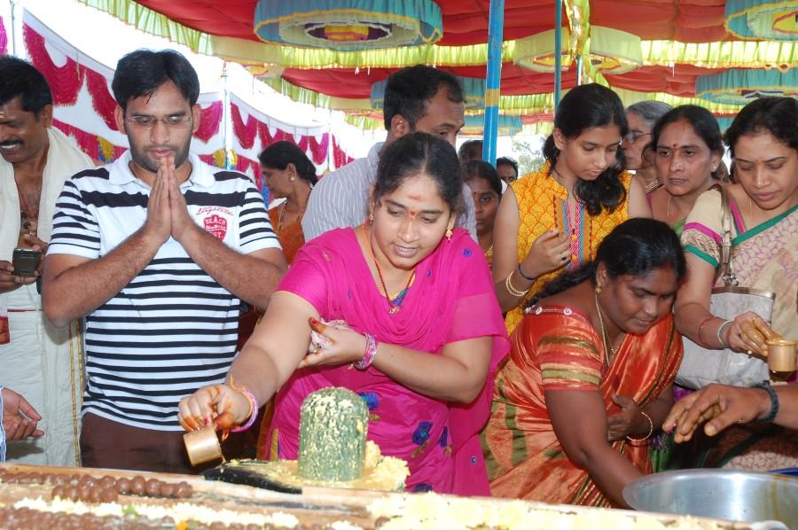 Maha Shivratri Special Maha Pasupatha Homam 2014 (107)
