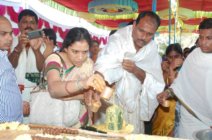 Maha Shivratri Special Maha Pasupatha Homam 2014 (109)