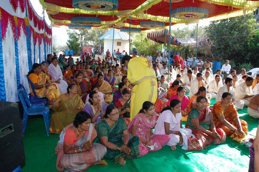 Maha Shivratri Special Maha Pasupatha Homam 2014 (11)