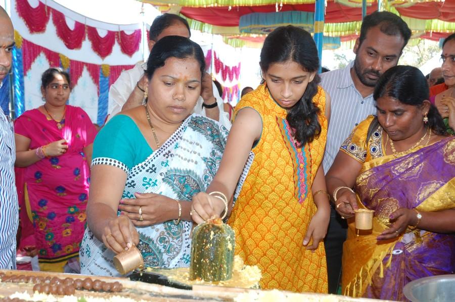Maha Shivratri Special Maha Pasupatha Homam 2014 (110)