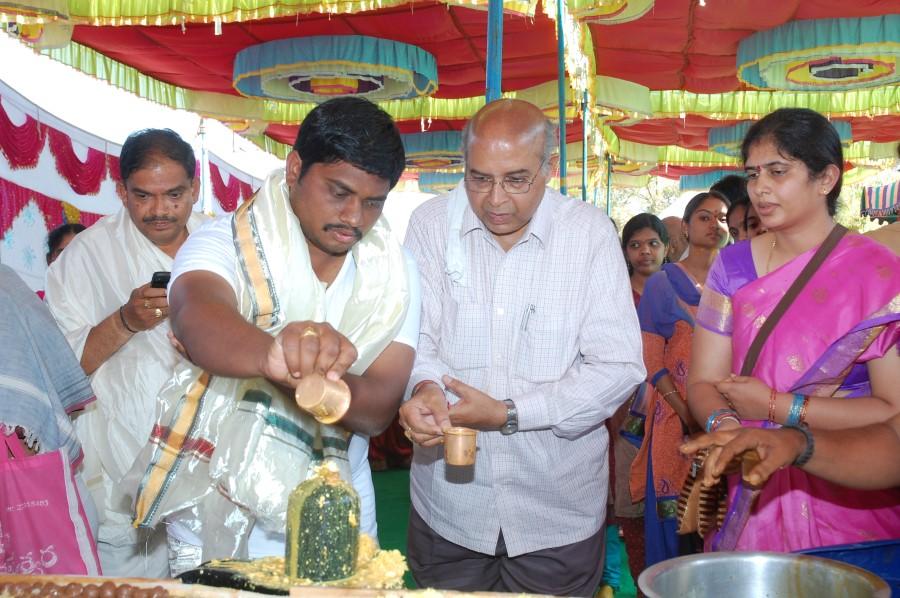 Maha Shivratri Special Maha Pasupatha Homam 2014 (113)