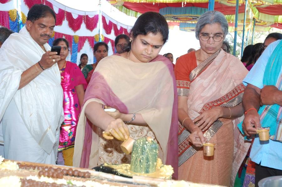 Maha Shivratri Special Maha Pasupatha Homam 2014 (115)
