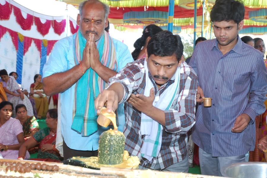 Maha Shivratri Special Maha Pasupatha Homam 2014 (118)
