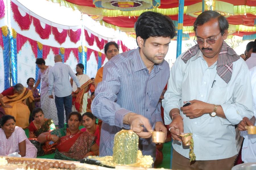 Maha Shivratri Special Maha Pasupatha Homam 2014 (119)