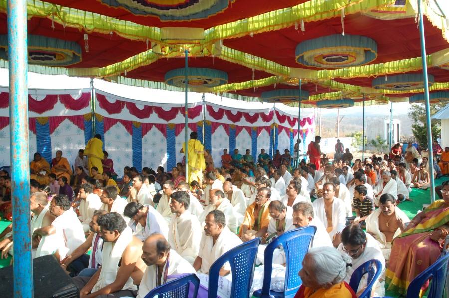 Maha Shivratri Special Maha Pasupatha Homam 2014 (12)