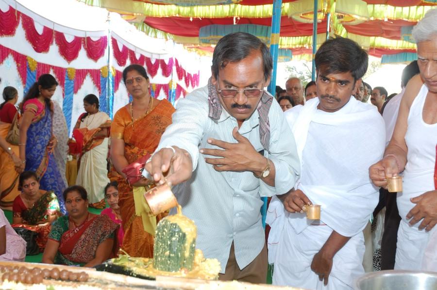 Maha Shivratri Special Maha Pasupatha Homam 2014 (120)