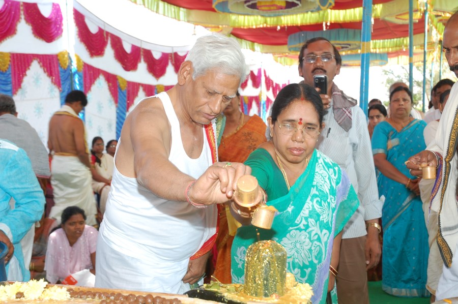 Maha Shivratri Special Maha Pasupatha Homam 2014 (122)