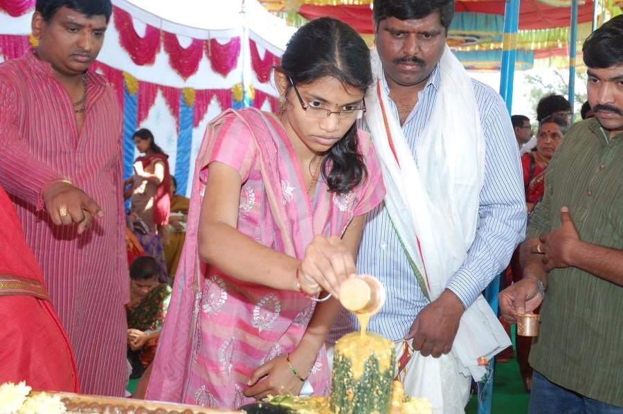 Maha Shivratri Special Maha Pasupatha Homam 2014 (130)