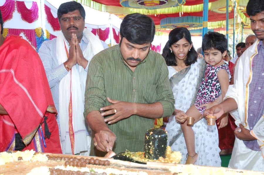 Maha Shivratri Special Maha Pasupatha Homam 2014 (131)