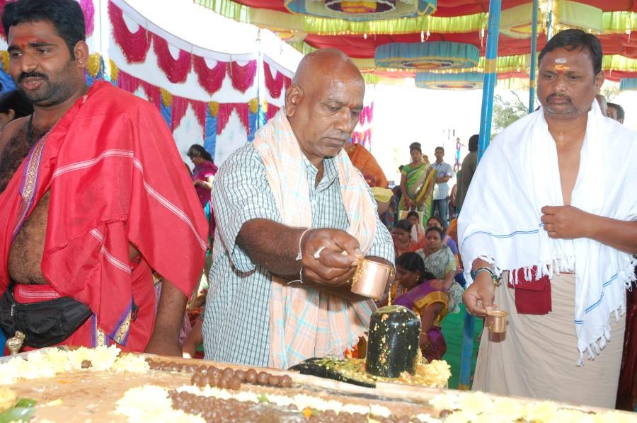Maha Shivratri Special Maha Pasupatha Homam 2014 (133)