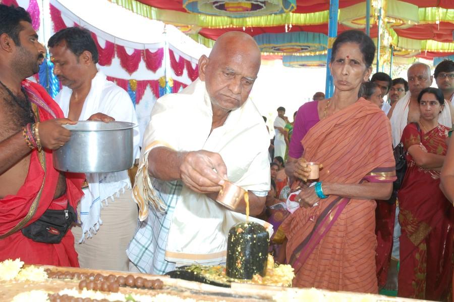 Maha Shivratri Special Maha Pasupatha Homam 2014 (134)